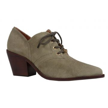 Ankle Boot Country Verde Militar I19 - Jorge Bischoff