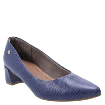 Scarpin Usaflex NEW BLUE