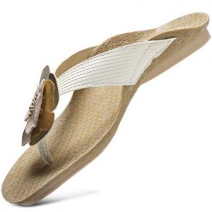 Chinelo Tchocco PEROLA/OURO
