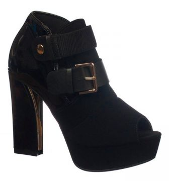 Open Boot Bebece Preto 8416-045