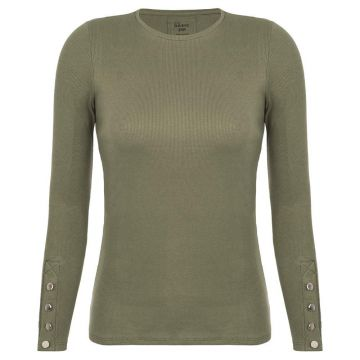Blusa Renata Militar - Its Basic