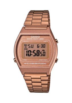 Relógio Feminino Digital Casio B640wc5adf - Rose - Casio*