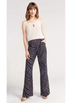 Calca Pantalona Chiffon - Shoulder