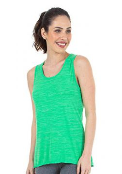 Camiseta Regata Verde Active