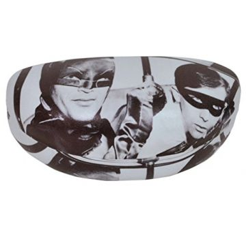 Caixa p oculos pu dco movie batman and robin pb 16,5 x 6,9
