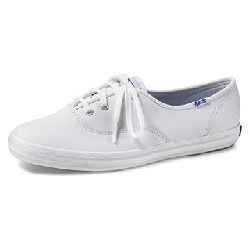 Tenis Keds Champion Woman Leather Kd102256 Couro