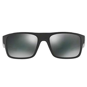47094d1d7 Óculos de Sol Oakley Drop Point Black Iridium Cor:Preto;Tama