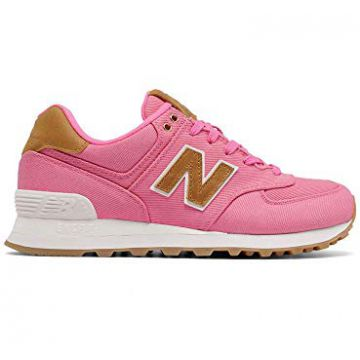 Tênis New Balance 574 Ounce Canvas Feminino