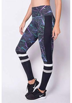 Calça Legging Fitness CCM Crash P