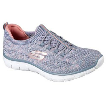 371c2f6523d Tênis Feminino Skechers Empire Sharp Thinking 12418