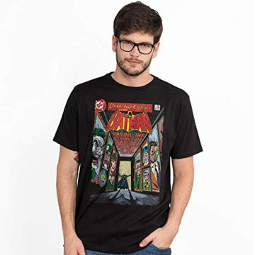 Camiseta Batman Rogues Gallery