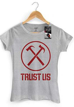 Camiseta Roger Waters Trust Us