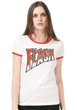 Camiseta Queen Flash