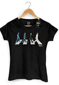 Camiseta The Beatles Abbey Road
