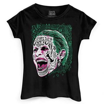 Camiseta Esquadrão Suicida The Joker Prince of Crime