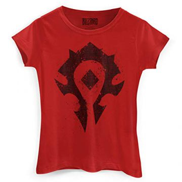 Camiseta World of Warcraft Horda