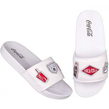 Chinelo Coca Cola Slide Patches