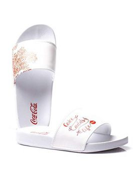 Chinelo Coca Cola Slide Adds Life
