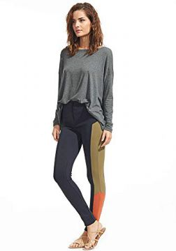 Legging Surf Mix Preto-PP