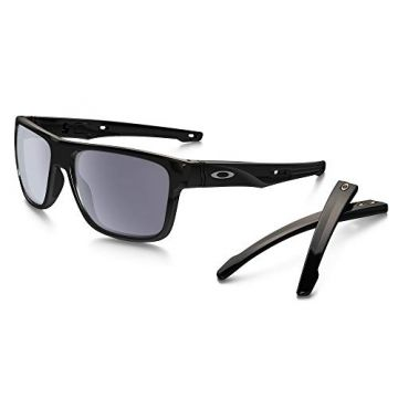 Óculos Oakley Crossrange Grey Polished Black