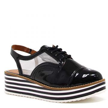 Sapato Zariff Shoes Casual Plataforma