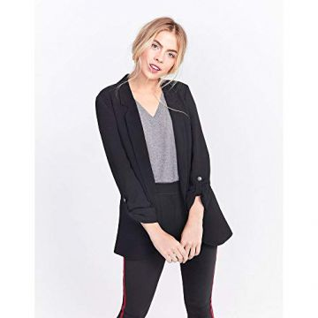 0c509e6e37 Encontre blazer viscose preto