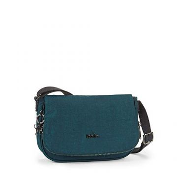 Bolsa Kipling Earthbeat S Verde
