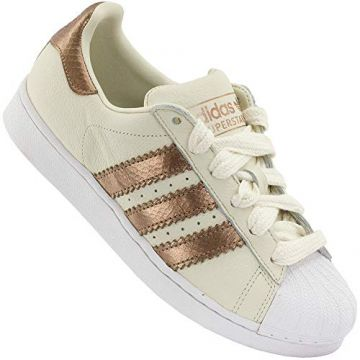 9a1d3f643bfd1 TENIS F ADIDAS SUPERSTAR W CG6449 35 OFF WHITE