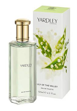 Yardley Perfume Lily of the Valley Edt 125 ml, Branco
