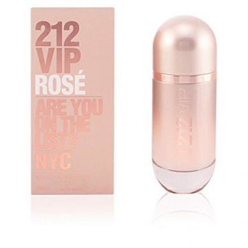 Perfume 212 Vip Rose Carolina Herrera Edp 125ml