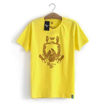 Camiseta Breaking Bad Mascara