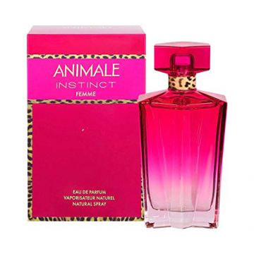 Animale Instinct De Animale Eau De Parfum Feminino 100 ml
