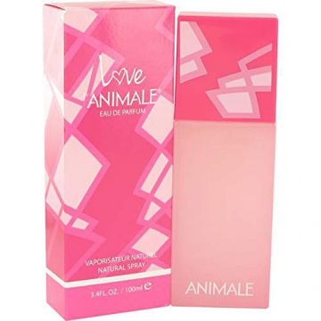 Love de Animale Feminino Eau de Toilette 100 ml