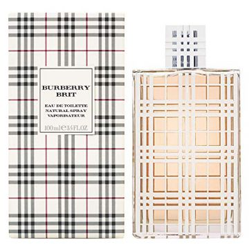 Burberry Brit De Burberry Eau De Toilette Feminino 100 ml