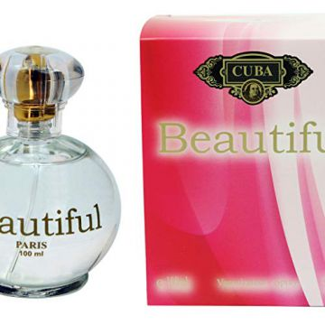 Cuba Perfume Feminino Beautiful 100Ml