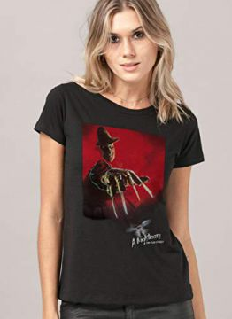 Camiseta A Hora do Pesadelo Freddy Krueger