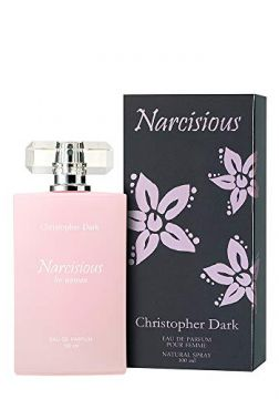 Perfume Feminino Christopher Dark Narcisious EDP
