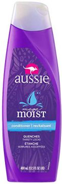 Condicionador Moist, Aussie, 400ml