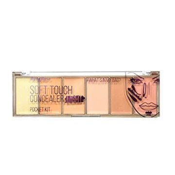 Paleta de Corretivo Pocket Concealer Light HB 8096