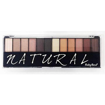 Paleta de sombra Natural Ruby Rose Ruby Rose