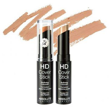 Corretivo HD Absolute New York cor Toasted Almond Absolute