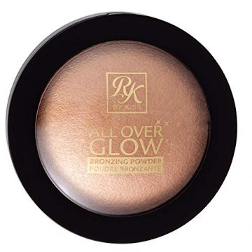 Pó Bronzer All Over, Rk By Kiss, Bronzed Glow