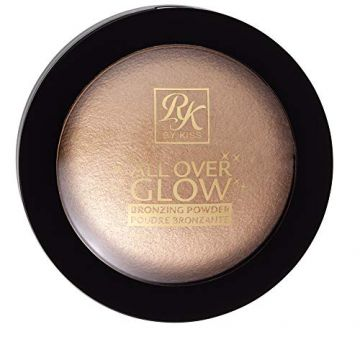 Pó Bronzerall Over Deep Glow, Rk By Kiss
