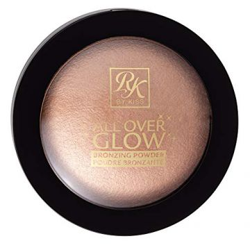 Pó Bronzer All Over Flushed Glow, Rk By Kiss