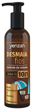 Desmaia Fios Leave-In, Yenzah, Bege