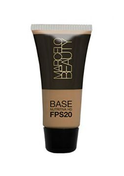 Base Nut HD FPS 20, Marcelo Beauty, Bege Med