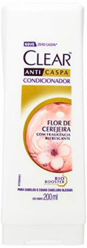 Condicionador Anti Caspa 200Ml Flor de Cerejeira Unit, Clear