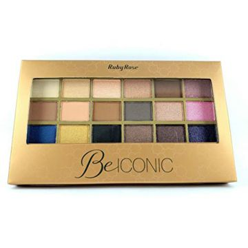 Ruby Rose Be Iconic Kit De Sombras Hb-9917