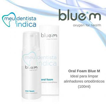 Espuma Oral BlueM