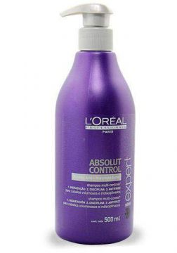 Loreal Absolut Control Shampoo 500ml
